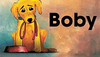 Boby der Hund