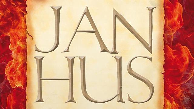 Buch «Jan Hus – Der Feuervogel von Konstanz»