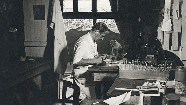 «366 Tage aus dem Leben von Albert Schweitzer»