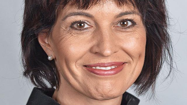 Verkehrsministerin Doris Leuthhard