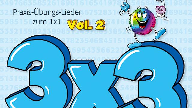 «Fidimaa 3x3, Vol. 2» von Adonia