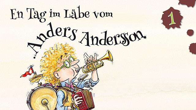 CD «En Tag im Läbe vom Anders Andersson»