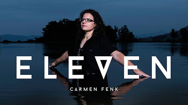 «eleven» von Carmen Fenk