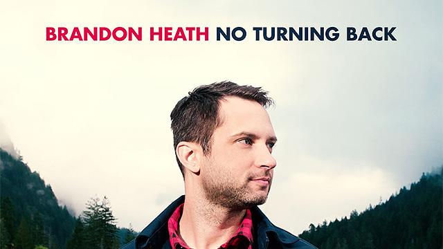 «No Turning Back» von Brandon Heath