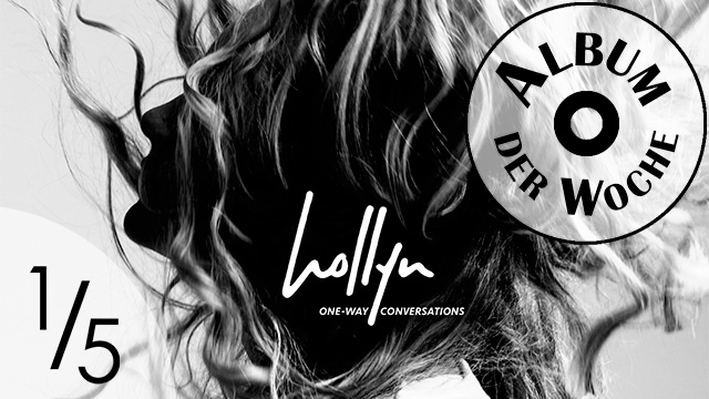 «One-Way Conversations» von Hollyn