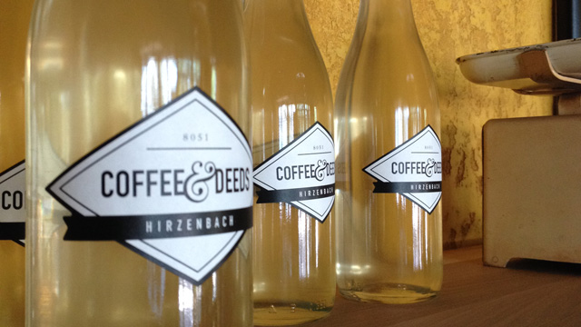 COFFEE & DEEDS