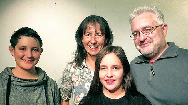 Familie Crepaldi