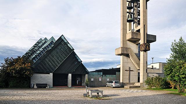Reformierte Kirche Effretikon ZH