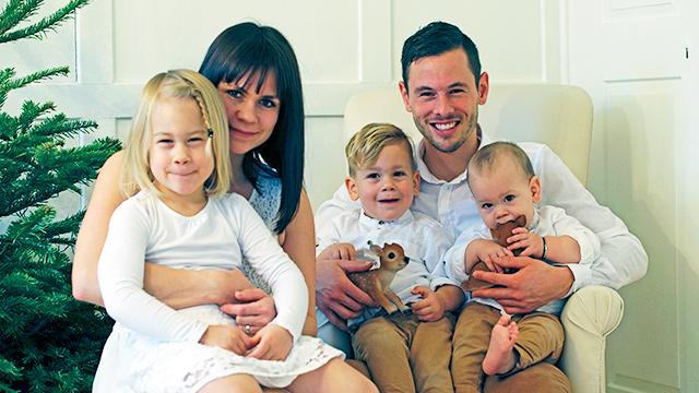 Familie Hangartner