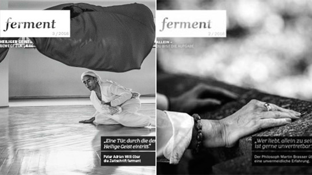 Zeitschrift «Ferment»