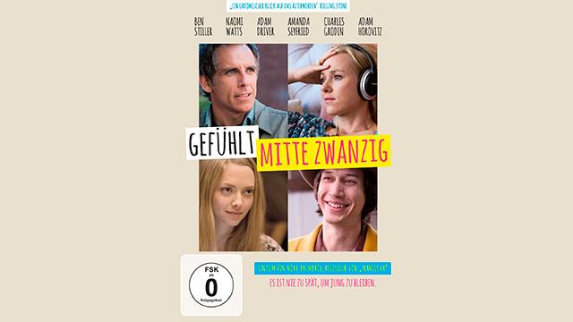 DVD «Gefühlt Mitte Zwanzig»