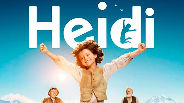 Kinofilm «Heidi»