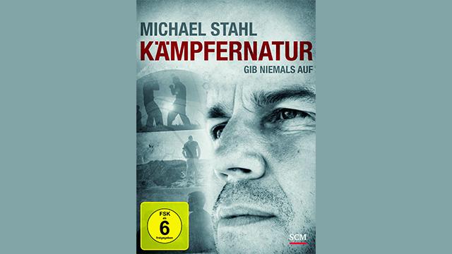 DVD «Michael Stahl – Kämpfernatur»