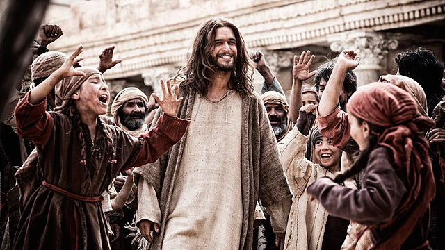 Szene aus Film «Son of God»