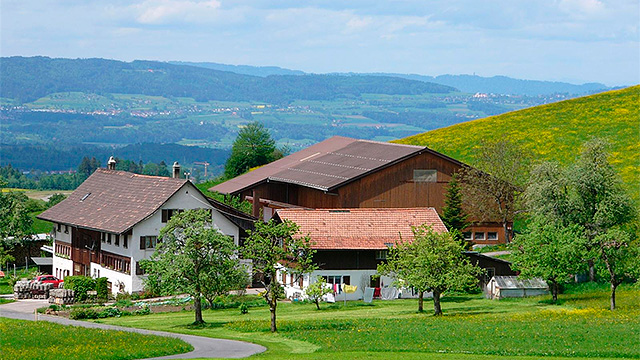 Bauernhof von Gerhard Fischer