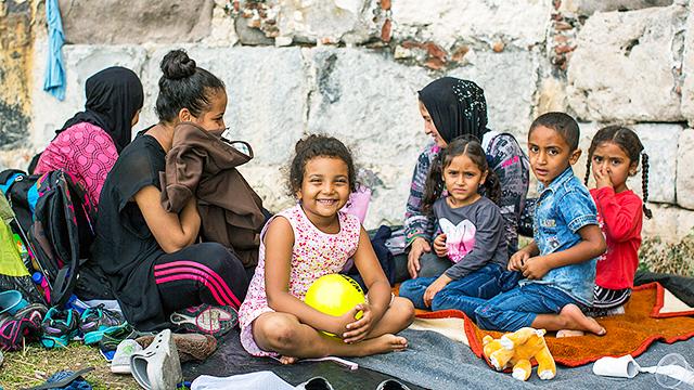 Minderjährige Flüchtlinge