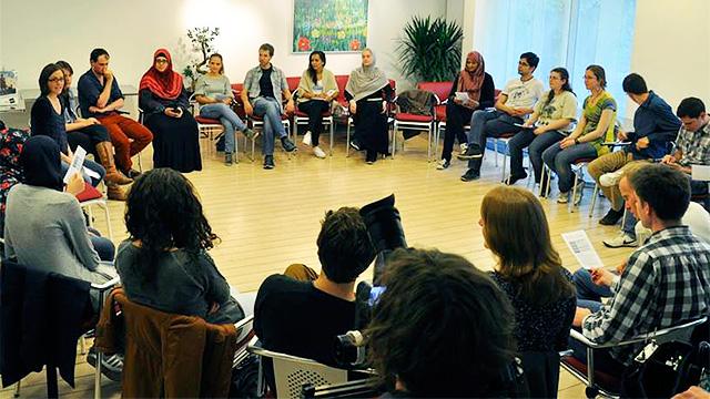 Treffen vom «Forum junger Christen und Muslime»