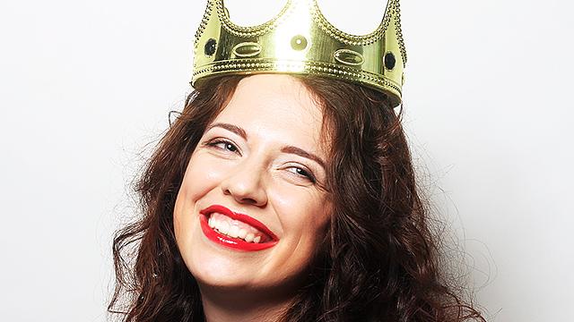 Frau Königin