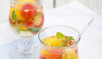 Früchtestückchen