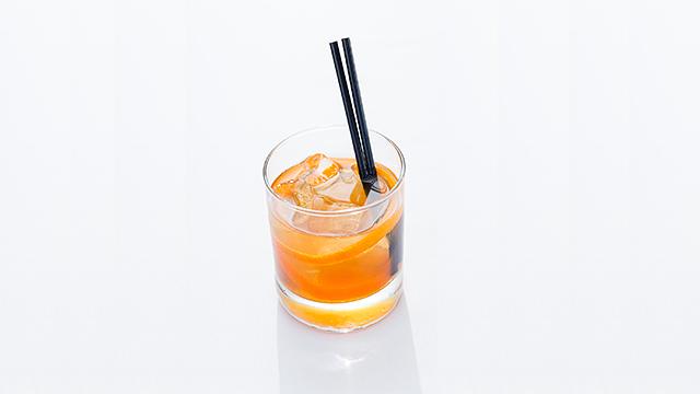 Fruchtiger Drink