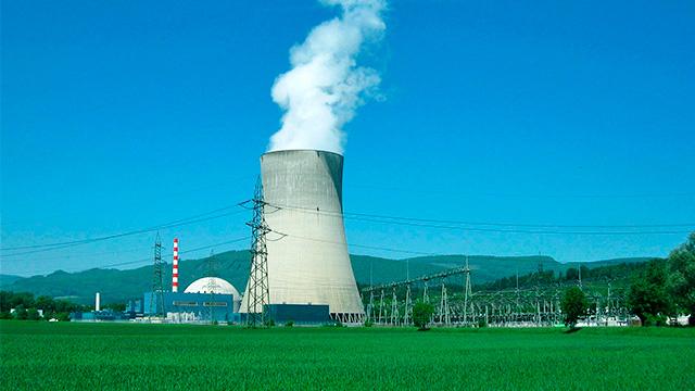 Kernkraftwerk Gösgen | (c) Ch-info.ch/Wikipedia