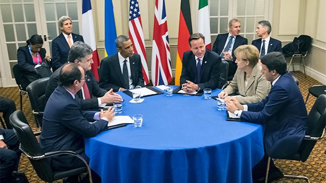 NATO-Gipfel 2014