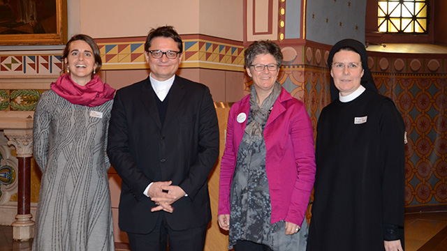 Pilgern fürs Mitspracherecht der Frauen