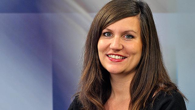 Evelyne Gutknecht | (c) ERF Medien