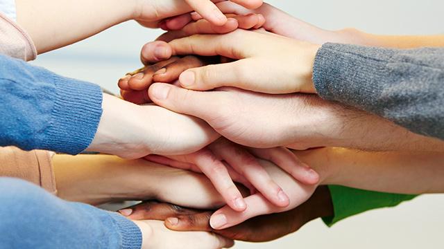 Frieden durch Zusammenarbeit