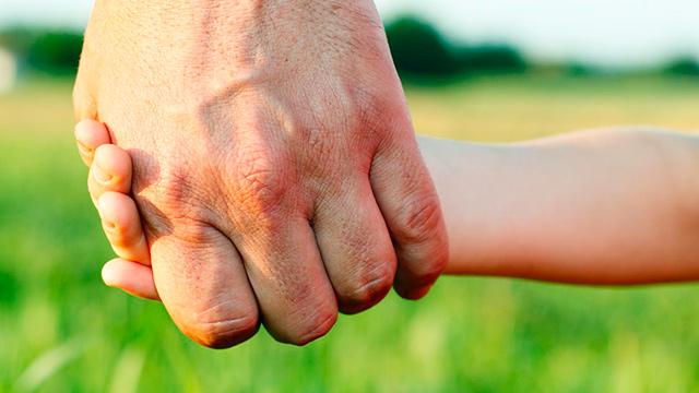 Kraft im Vater