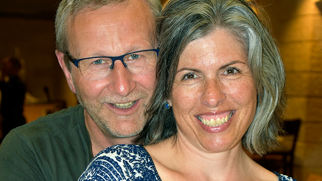 Ernst und Judith Hangartner