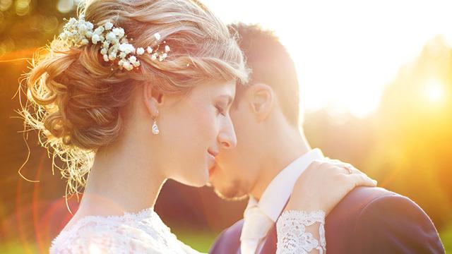 Frisch verheiratet