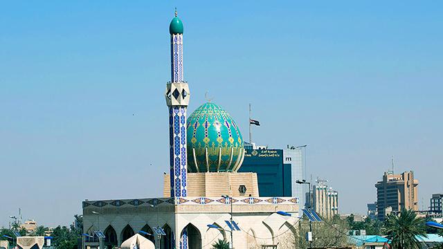Moschee in Bagdad