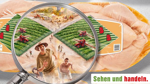 Kampagne «Sehen und Handeln»
