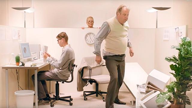 Screenshot des Videos «Coole Mitarbeiter gesucht»