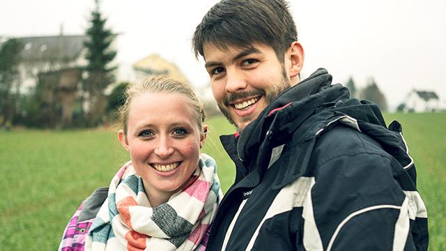 Rieneke und Flurin Kasper