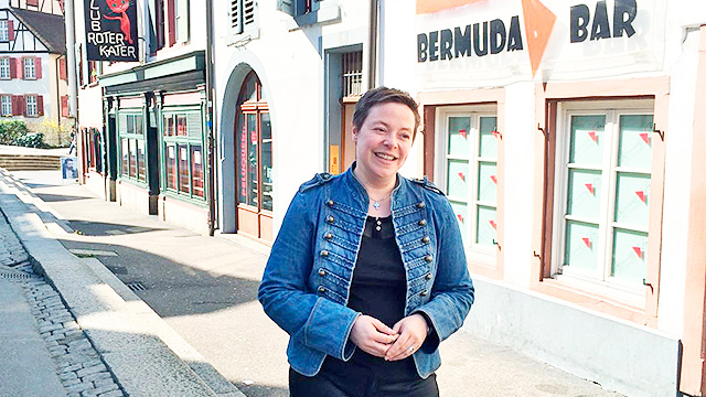 Seelsorgerin Anne Burgmer