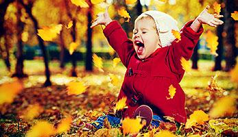 Freude am Herbst