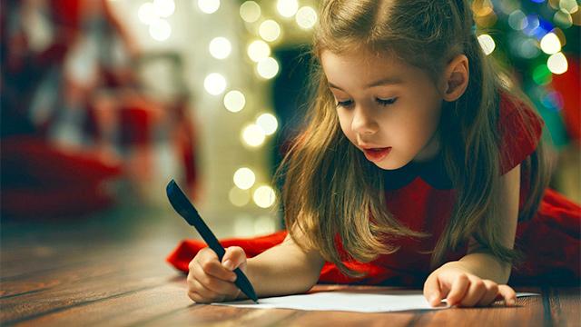 Ein Wunsch für Weihnachten
