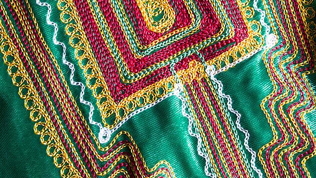 Kleid Naher Osten