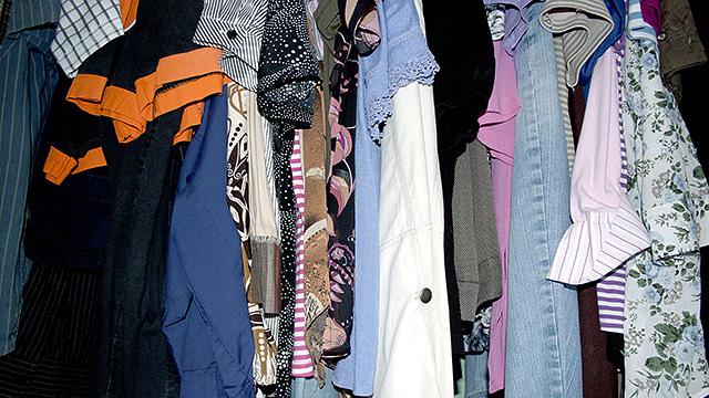 Secondhand-Kleider