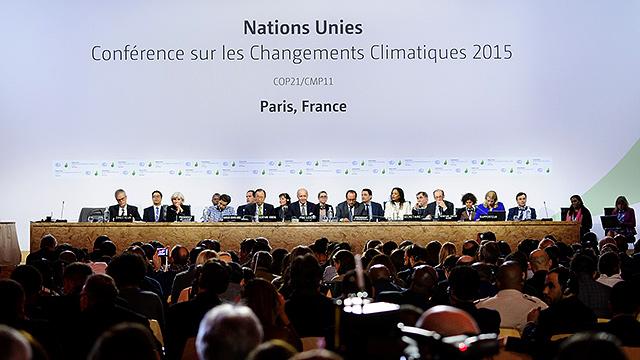 Klimagipfel Paris