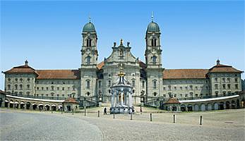 Foto: Kloster Einsiedeln