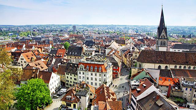 Konstanz und Kreuzlingen