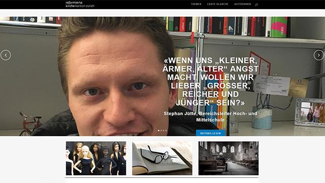 Landeskirche Blog