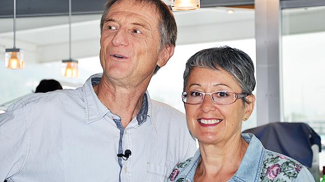 René und Maryse Lehmann