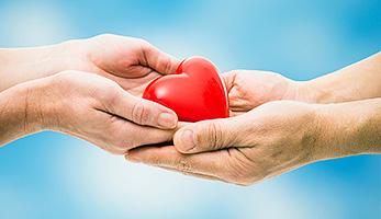 Liebe weiter geben