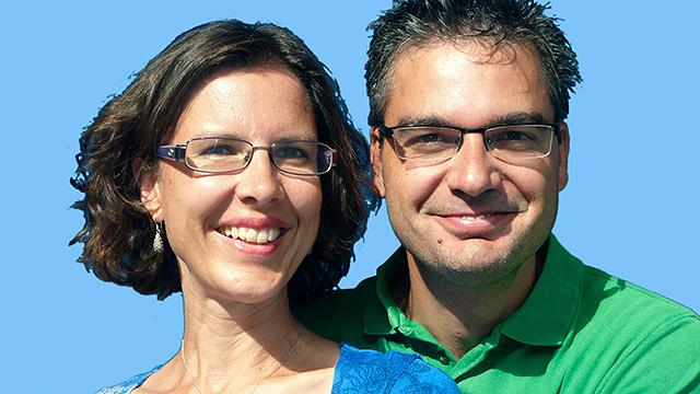 Heidi und Christian Meyer