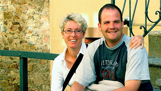 Barbara und Lukas Minder