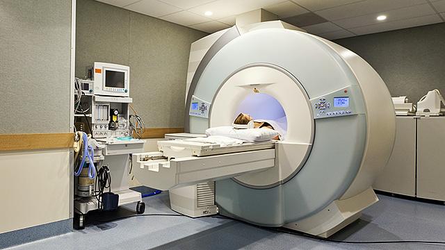 MRI-Röhre